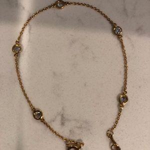 TIFFANY & CO Diamonds by the Yard Bracelet